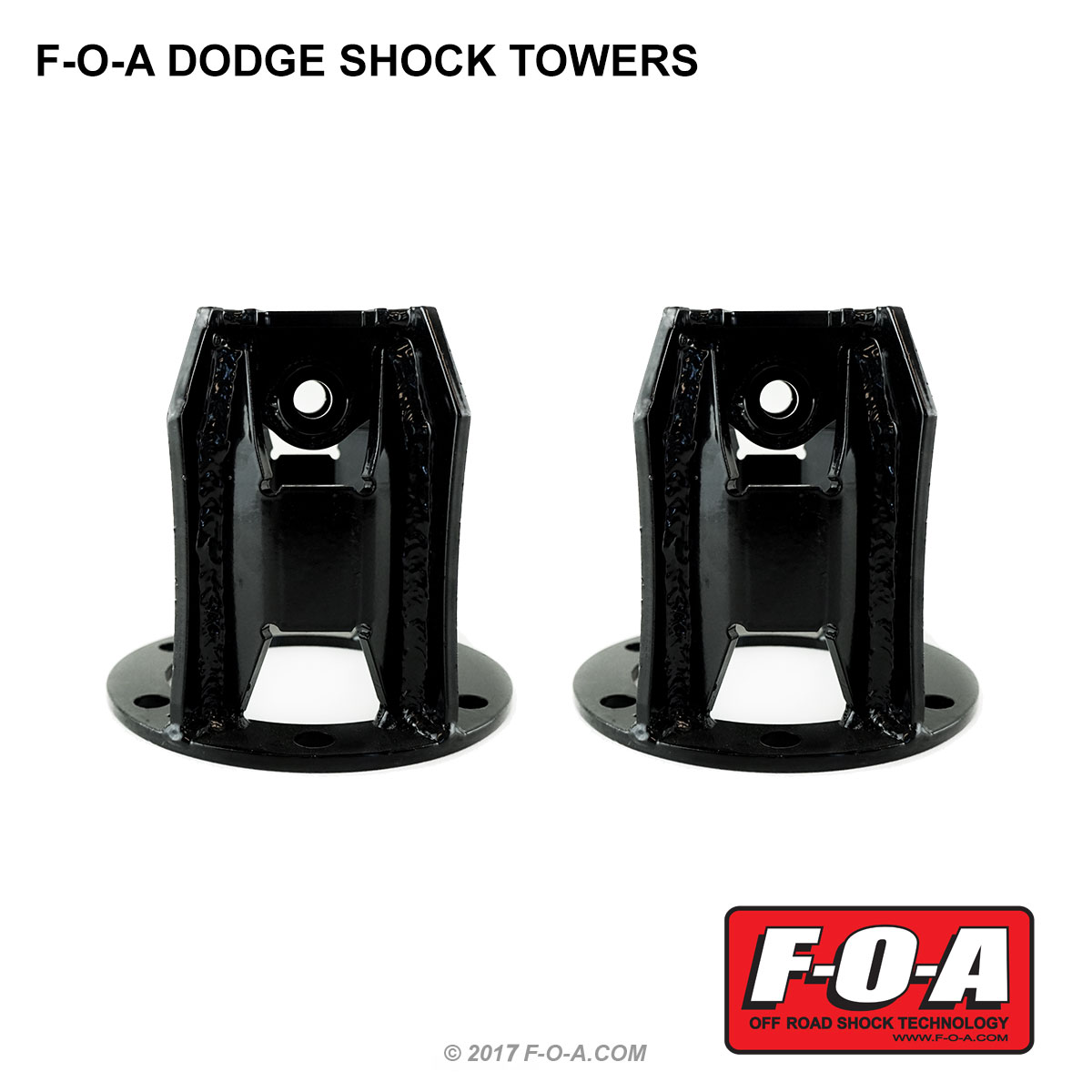 dodge Ram 2500 3500 Shock Towers