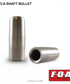 "7/8"" shock shaft bullet to protect your seals"