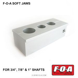 shock shaft soft jaws