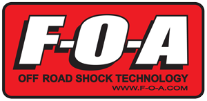 F-O-A | First Over All Off Road Shocks Logo