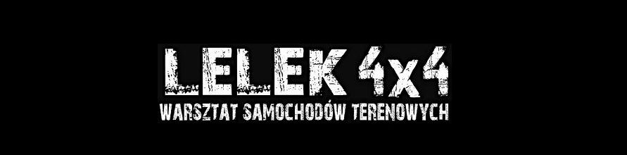 Lelek4x4 / Pajero4x4 Off Road Service