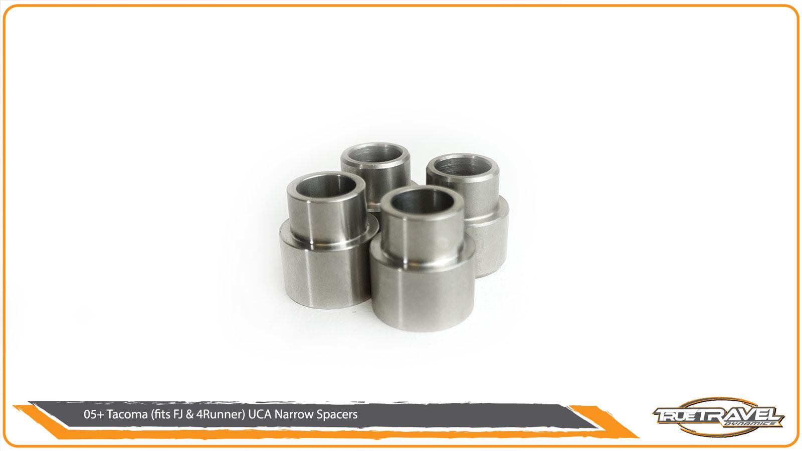 05-17 Toyota Tacoma Uniball Upper Control Arms