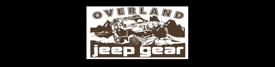 Overland Jeep Gear