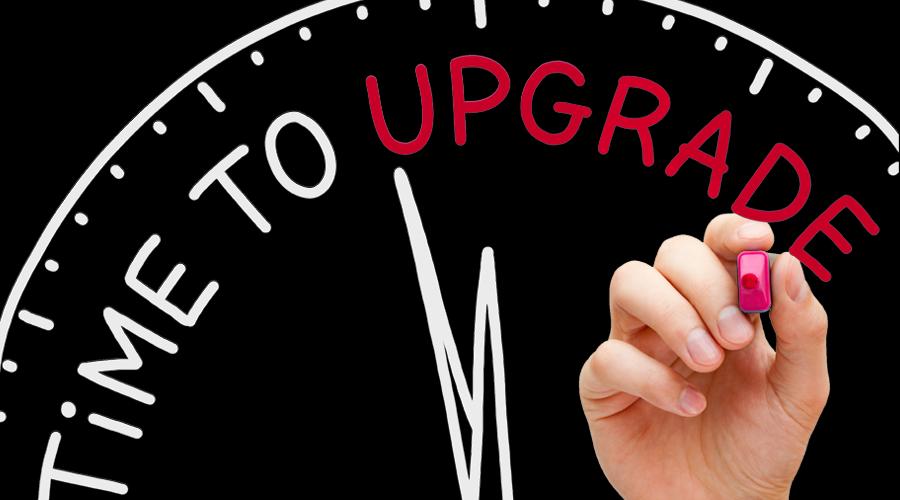 Time To Upgrade    855foashox Com