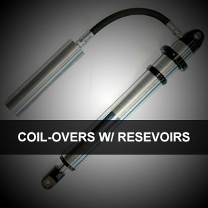 Coil Over Shocks w/ Remote Reservoir