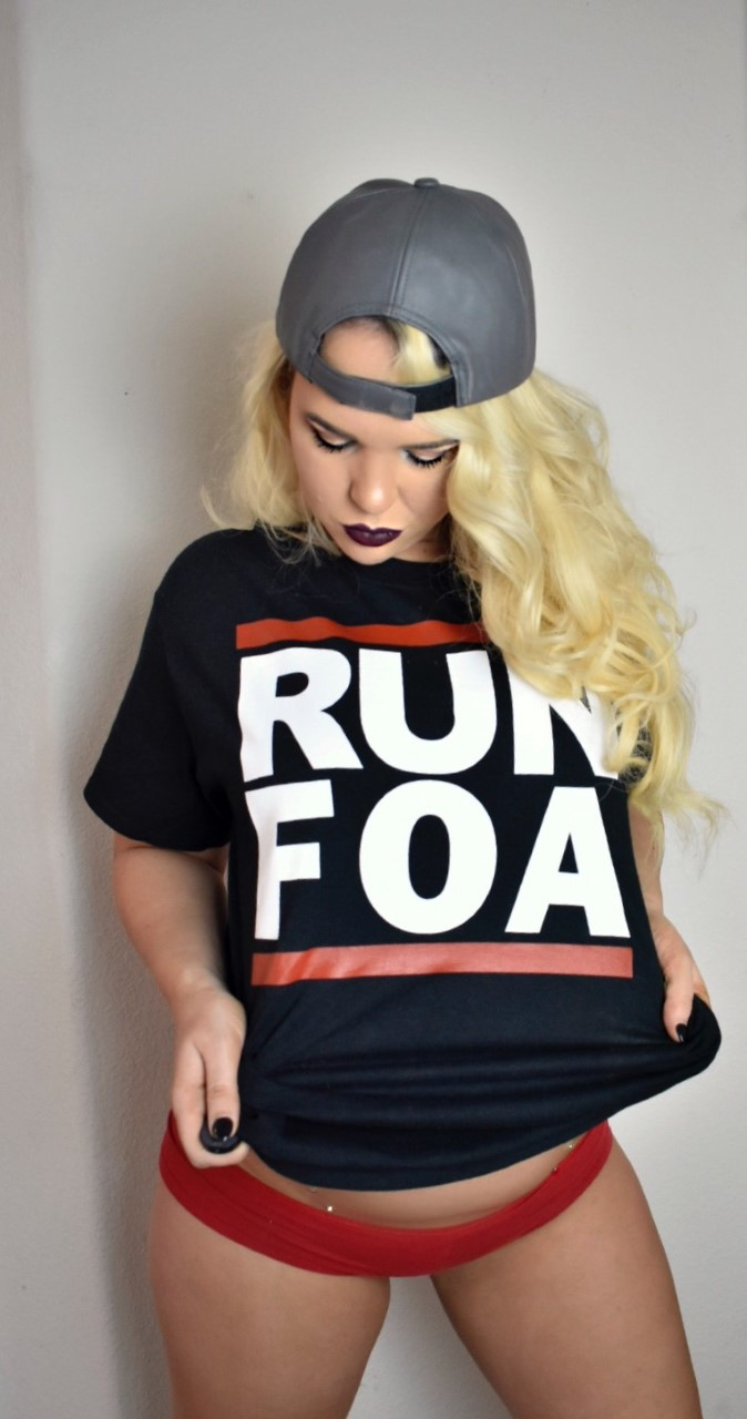 Run foa t shirt f o a first over all off road shocks for I run for meg shirts